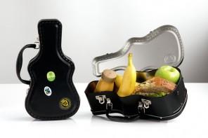 Lustige Lunchboxen