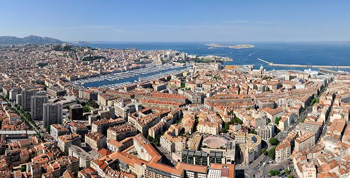 Marseille — pulsierende Hafenstadt am Mittelmeer