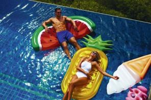Pool Fruits