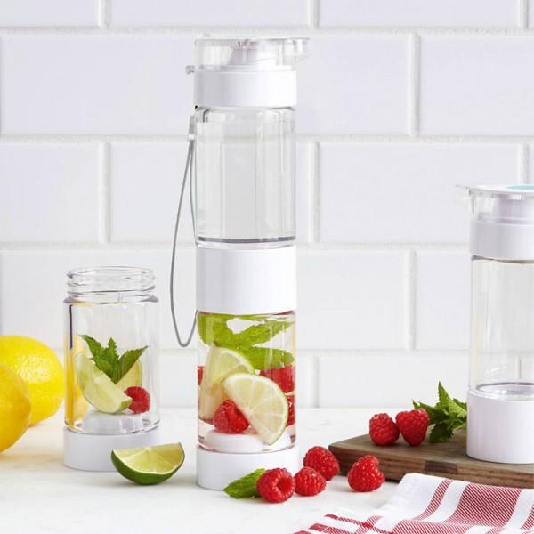 früchte-flasche