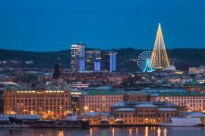 Weihnachtliches Göteborg