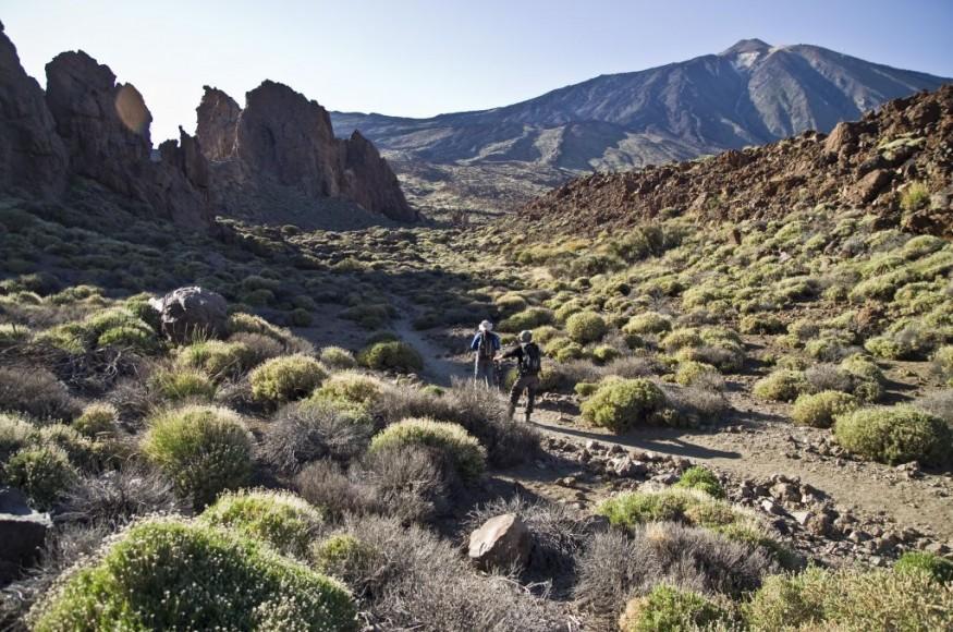 Teneriffa_2_roques de garcia_ parque nacional teide