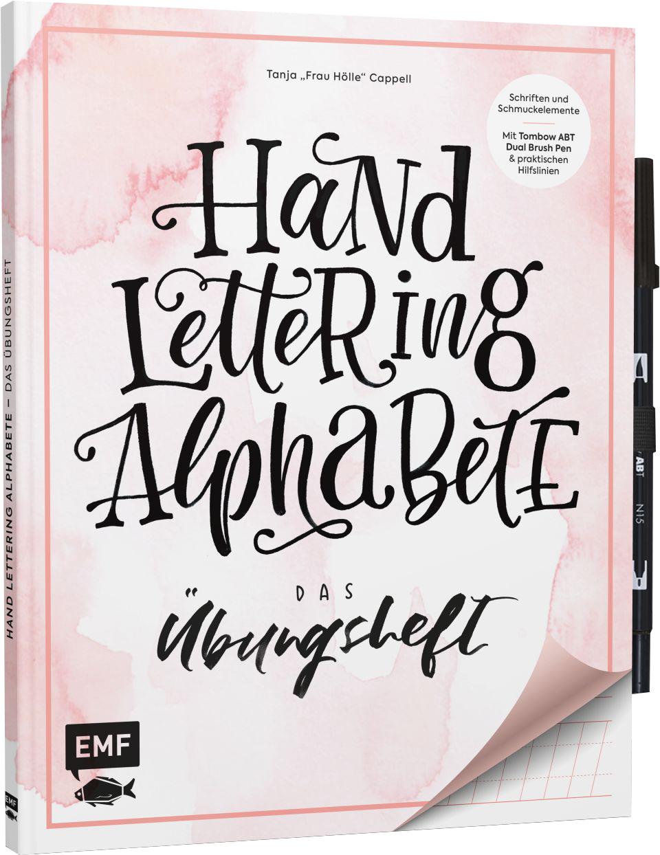 Hand_Lettering_Übungsheft_mit_Stift
