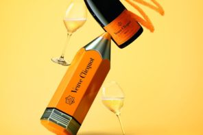 Clicquot Pencil
