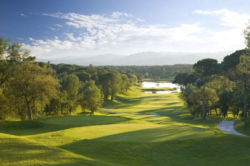 PGA Golf de Catalunya #13 Green