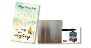 Buch Das Mantra gegen die Angst, CD Pet Shop Boys Hotspot, Hörbuch Angst vor Lyrik